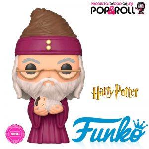 FIGURA Funko ALBUS DUMBLEDORE de HARRY POTTER Vinilo Ociopoproll