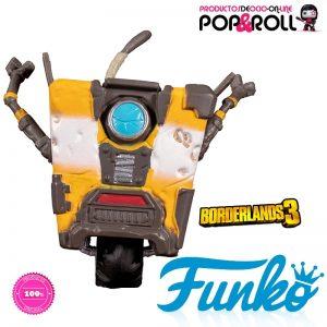 FIGURA Funko CLAPTRAP de BORDERLANDS 3 Vinilo Ociopoproll