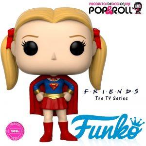 FIGURA Funko W2 PHOEBE BUFFAY Friends Vinilo Ociopoproll