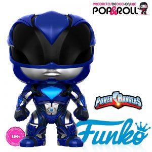FIGURA funko BLUE RANGER de POWER RANGERS Ociopoproll