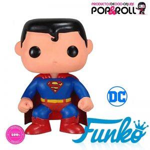 FIGURA funko SUPERMAN de MARVEL Ociopoproll