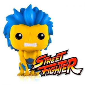 SERIE STREET FIGHTER OCIO POP ROLL