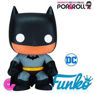 FIGURA funko BATMAN de DC COMICS Ocio pop roll