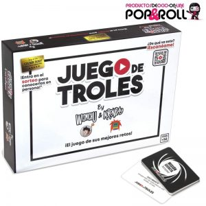 JUEGO DE TROLES