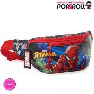 rinonera-con-bolsillo-exterior-de-spiderman-go-hero-safta-ocio-poproll-imagen-destacada