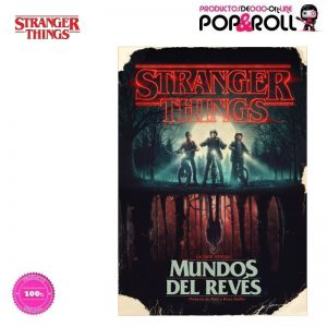 LIBRO Stranger Things Mundo Reves Tapa Dura