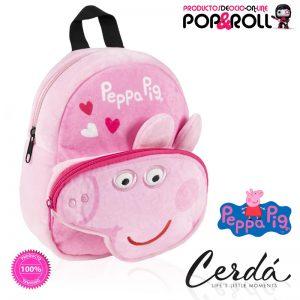 MOCHILA GUARDERIA INFANTIL PEPPA PIG